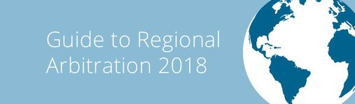 Guide to regional arbitration 2018 507x149