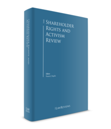 Shareholder rights and activism review 220x256