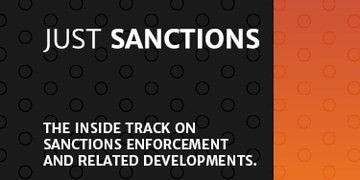 GIR launches Just Sanctions