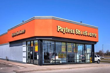 Payless puts best foot forward after second Chapter 11