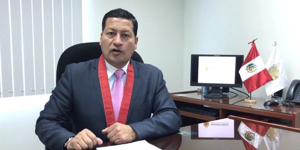 Senior Peru prosecutor: coronavirus shouldn't get corruption suspects out of pre-trial detention