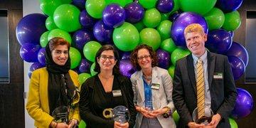 IWIRC London celebrates successful first year