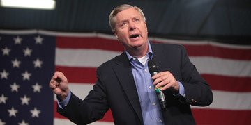 """Senator Graham: In Africa, the Chinese are """"bribing everybody"""""""