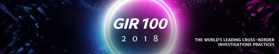 GIR 100 2018