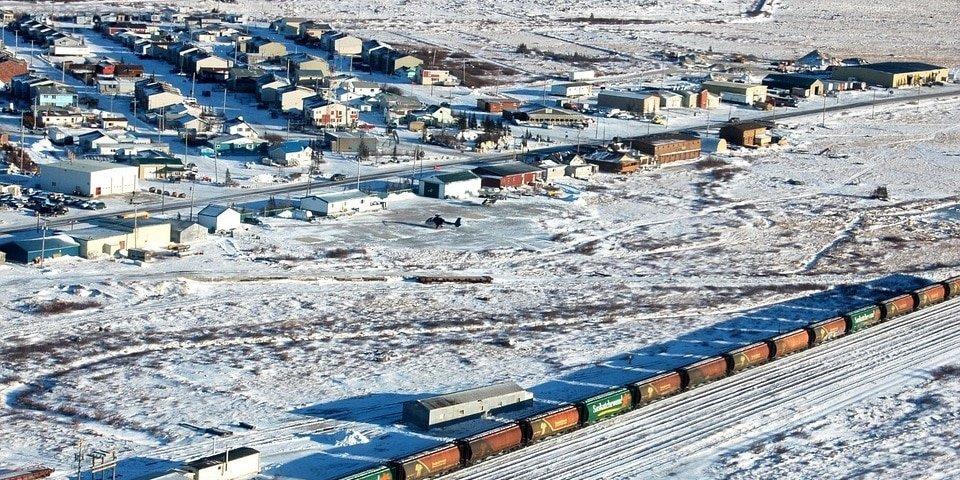 Rail operator settles NAFTA claim