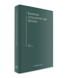 Banking litigation law review 220x256