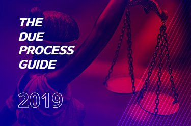 DOJ, SEC rated best for due process