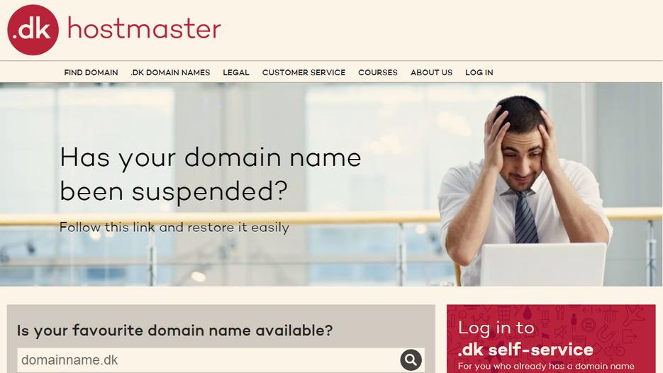 Global Data Review - News - Danish WHOIS registrar breaching