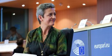 Vestager: Lifetime appointments can comply with EU law