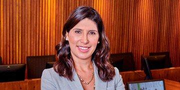 Brazilian centre gets first female president
