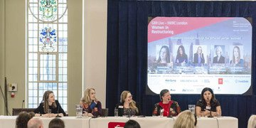 GRR Live - IWIRC London: Women in Restructuring 2019 - in pictures