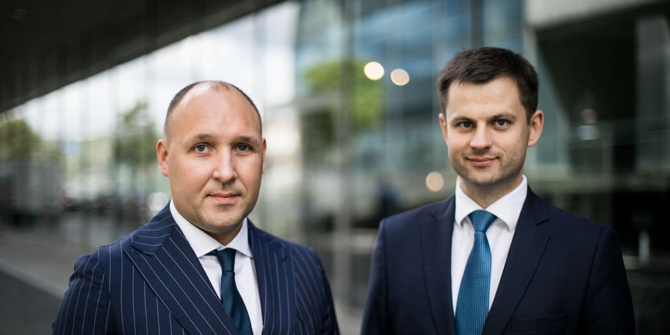 Two new partners at Lithuanian firm