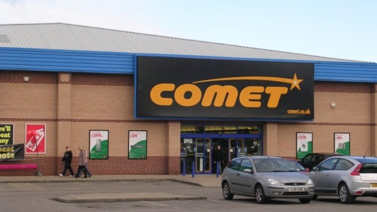 Deloitte hit with record fine over Comet administration