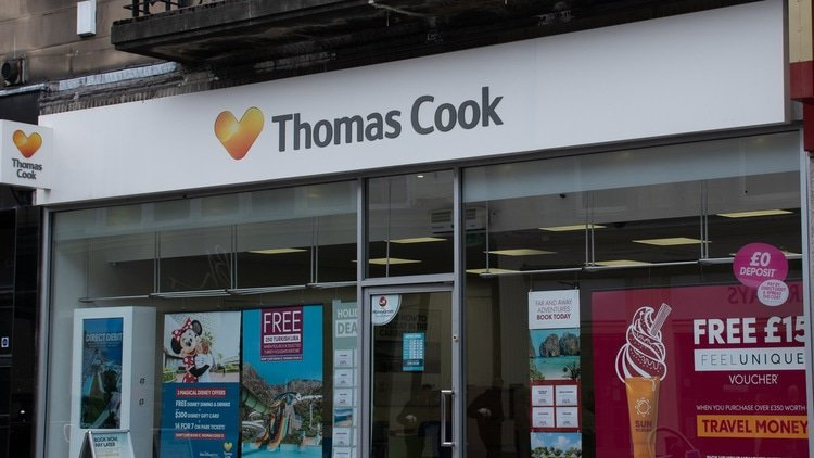 Chinese shareholder buys Thomas Cook brand name
