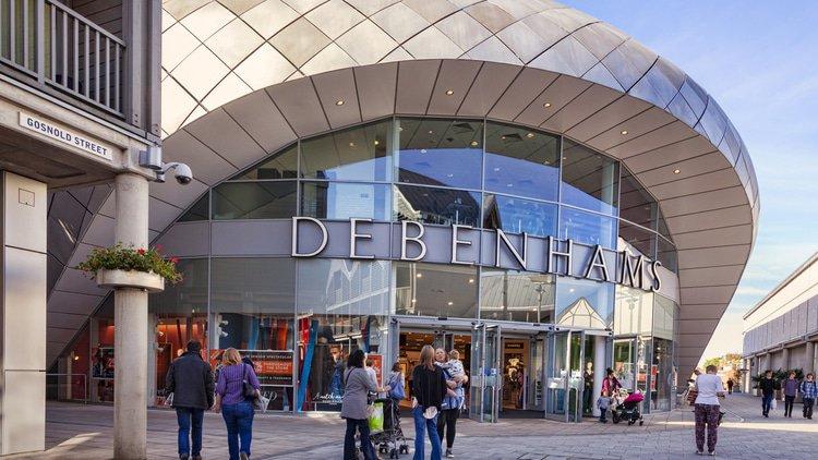 Magic Circle firms and Kirkland in Debenhams administration