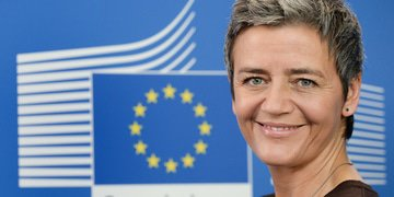 Vestager: Governments must take back control of the digital world