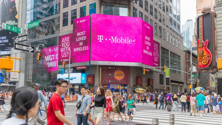 T-Mobile and Sprint say DOJ settlement is imminent