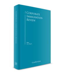United States - The Corporate Immigration Review - Edition 9 - TLR