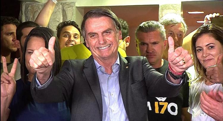 Bolsonaro in political honeymoon as managing partners watch on