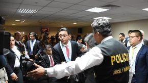 Peruvian arbitrators released on appeal