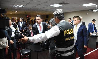 Arbitrators jailed in Peru amid Odebrecht corruption scandal