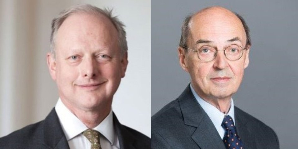 Veeder and van den Berg on the future of investment arbitration