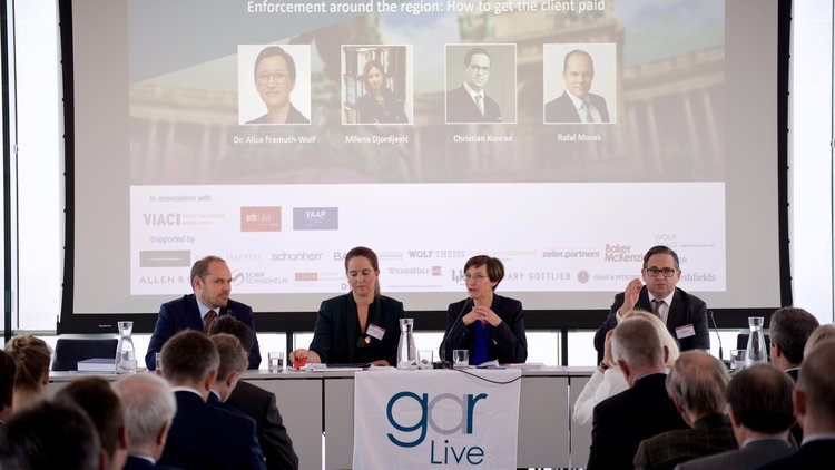 GAR Live Vienna lookback  – how to get the client paid