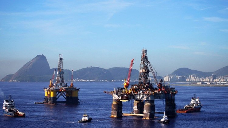 Internationals win big in last Brazil oil auction before elections