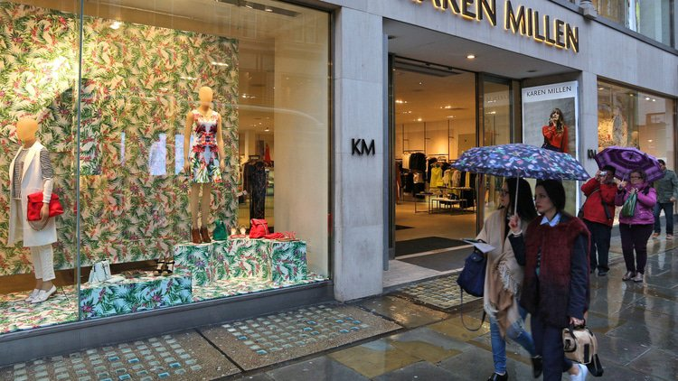 English court swaps bankruptcy petitions against Karen Millen founder