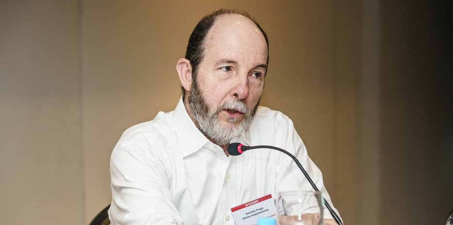We're not in a position to relax, says top Brazilian economist Arminio Fraga