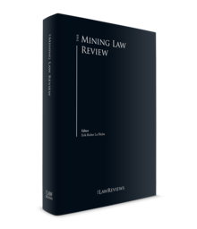 Mining law review 220x256