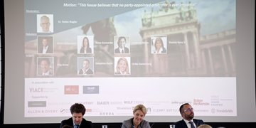 "GAR Live Vienna lookback – ""This house believes no party-appointed arbitrator is ever impartial"""