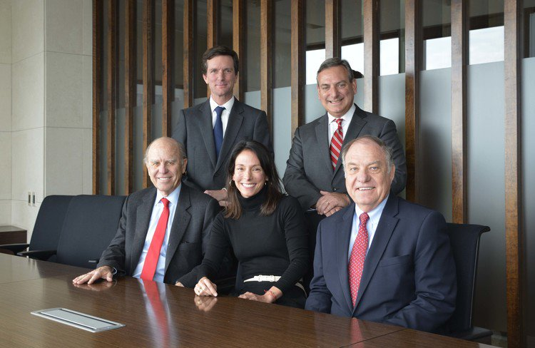 Carey adds first female partner to executive committee