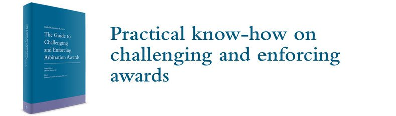 Gar guide banner challenging enforcing arbitration awards 1024 300 789x231
