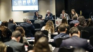 "Panellists urge anti-corruption enforcers not to ""break"" companies"