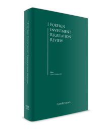 Foreign investment regulation review sept 2018 220x256