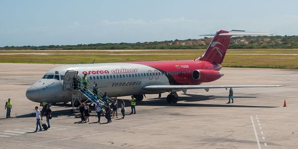 Venezuela fails to annul Caribbean airport award
