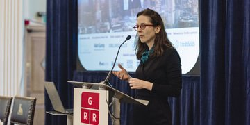 GRR Live - IWIRC London: KPMG chief economist opens first Women in Restructuring conference