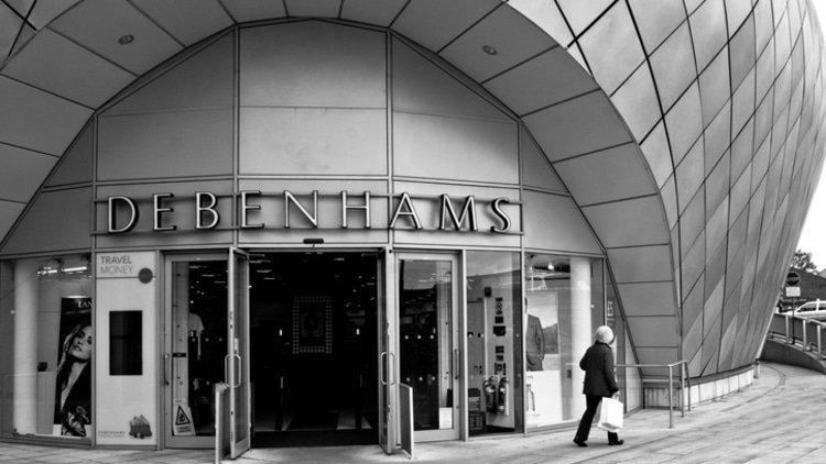 Sports Direct withdraws Debenhams CVA challenge