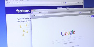 Facebook and Google are not creative destroyers in news industry, Sims says
