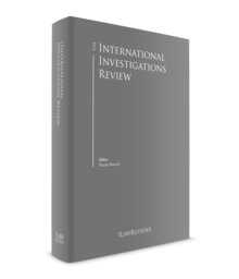 International investigations review 220x256