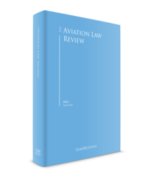 United States - The Aviation Law Review - Edition 6 - TLR