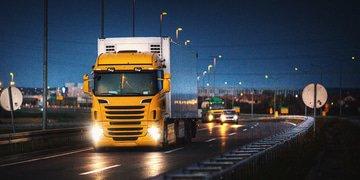 Road Haulage Association files rival trucks claim