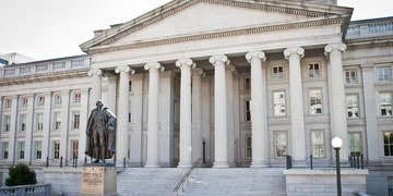US Treasury Department shrinks sanctions penalty for London bank