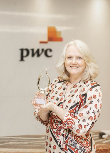 IWIRC's Asia Woman of the Year: Marie Rowbotham
