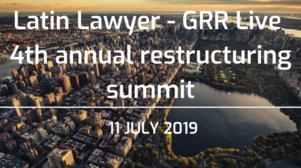Strategic advisor for Venezuelan opposition to keynote LL-GRR restructuring summit