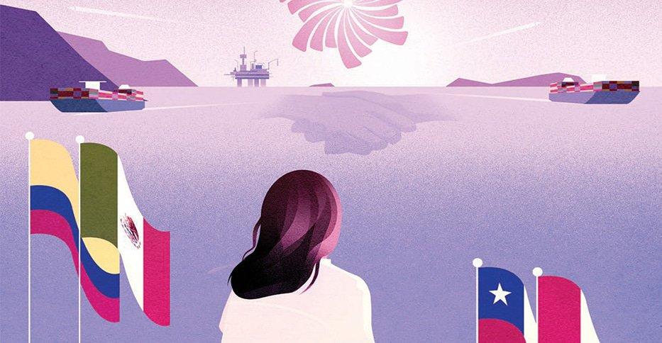 Ecuador contemplates the Pacific Alliance