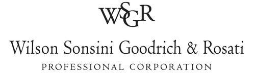Wilson Sonsini Goodrich & Rosati