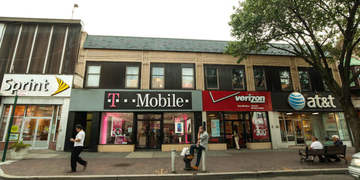 Sprint exec said T-Mobile deal would benefit Verizon and AT&T
