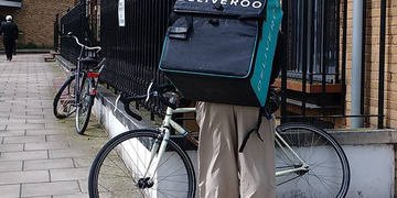 UK raises concerns about Amazon/Deliveroo